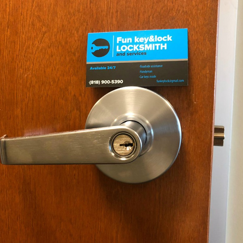 Locksmith North Hollywood CA, Fun Locksmith